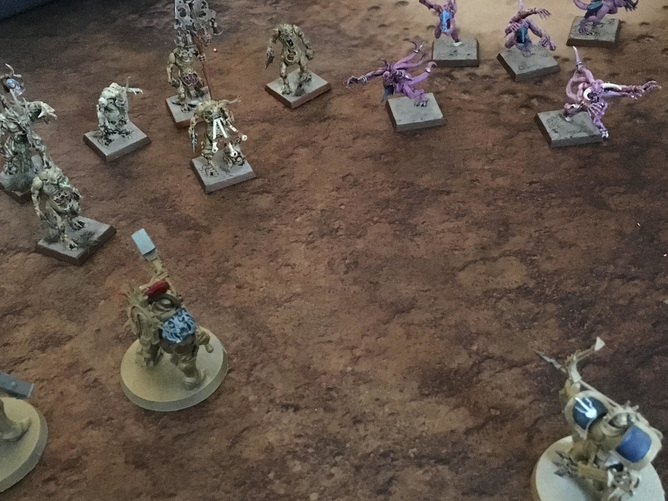 Age of Sigmar, Warhammer Fantasy, StormCast Eternals, Chaos Daemons